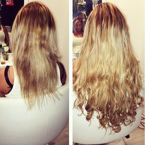permanent glat hår